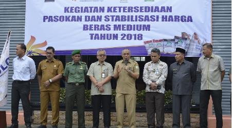 Jaga Harga Beras, Bulog Aceh Luncurkan Program KPSH