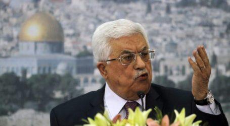Presiden Abbas Seru AS Batalkan Keputusan Soal Status Yerusalem