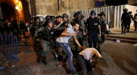 Pasukan Israel Tangkap 22 Warga di Kawasan Al-Quds