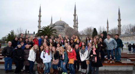 Beasiswa Untuk 135.000 Mahasiswa Asing di Turki