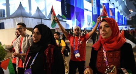 Kisah Atlet Renang Palestina Bangga Ikuti Asian Games 2018