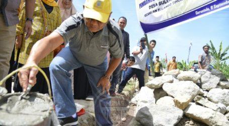 Gubernur Gorontalo Bantu Pembangunan Masjid Warga Pasundan