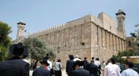 Israel Tutup Masjid Ibrahimi bagi Jamaah Muslim