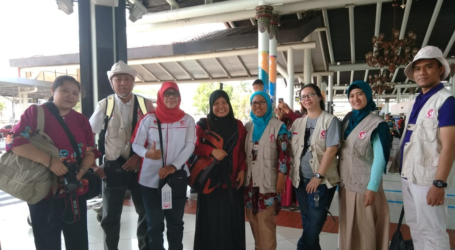 MER-C Turunkan Tim Relawan Tambahan untuk Lombok