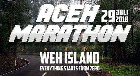 Aceh Marathon 2018 Tetap Digelar Meski Gubernur Ditahan KPK