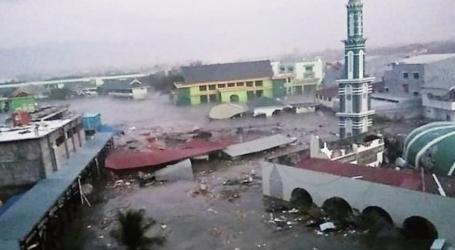 Laporan: 26.000 Siswa Madrasah Terkena Dampak Gempa Palu