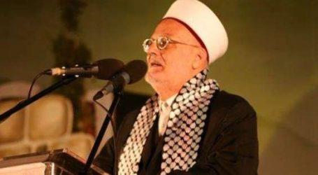 Polisi Israel Interogasi Imam Masjidil Aqsa