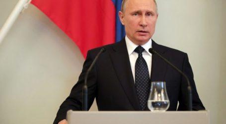 Rusia Tolak Pindahkan Kedutaannya ke Yerusalem