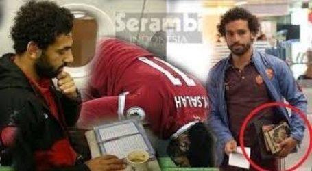 Mo Salah Tiba di Kairo Ikuti Babak Kualifikasi Piala Afrika
