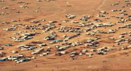 Pengungsi Suriah di Kamp Rukban Alami Kondisi Kritis