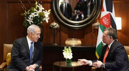 Yordania Tidak Akan Perbarui Perjanjian Damai dengan Israel
