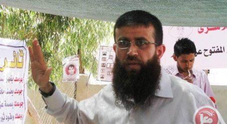 Tahanan Palestina Mogok Makan Selama 40 Hari