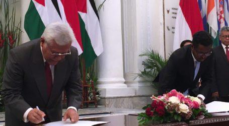 BAZNAS – UNRWA Tandatangani Kerja Sama Bantu Rakyat Palestina
