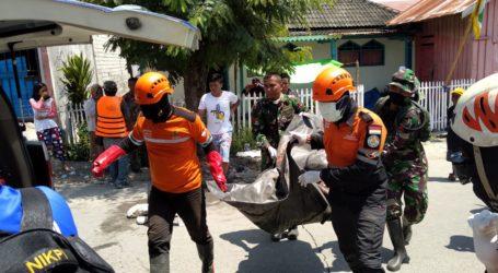 Korban Meninggal Musibah Sulteng Capai 1.407 Orang, Terbanyak di Palu