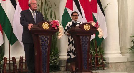 Konsultasi Bilateral Pertama RI- Palestina, Indonesia akan Berikan Bantuan RP.110 Miliar