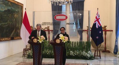 Indonesia-Selandia Baru Tingkatkan Kerja Sama Jadi Kemitraan Komprehensif