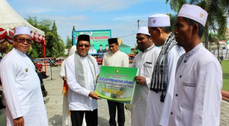 Kemenag Salurkan Bantuan Rp5,4 M untuk Pesantren di Aceh