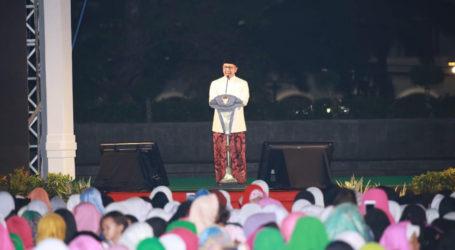 Menag Ajak Santri Jangan Lelah Cintai Indonesia