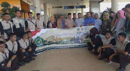 3500 Santri Akan Ikuti Perkemahan Pramuka di Jambi