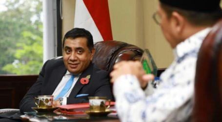 Indonesia-Inggris Lanjutkan Kerjasama Peningkatan Pendidikan Agama dan Keagamaan