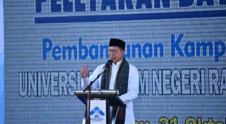 UIN Palembang Bangun Perpustakaan dan Lab Terluas di Sumatera