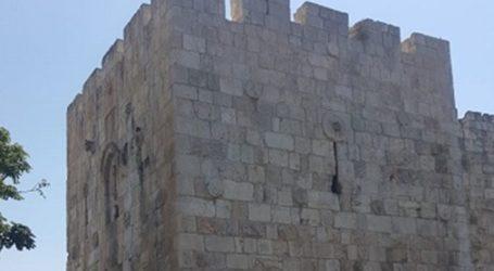 Menara Al-Laklak di Yerusalem