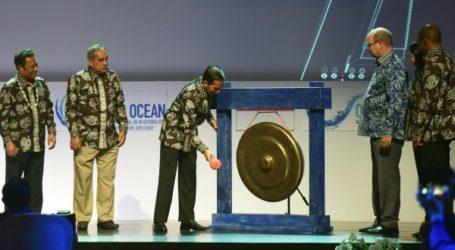 Konferensi Kelautan Internasional, Jokowi: Jangan  Terlambat Berbuat untuk Laut