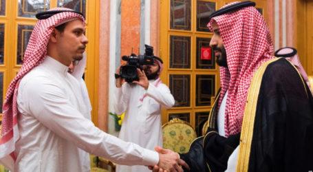 Putra Sulung Khashoggi Tiba di Amerika Serikat dari Saudi
