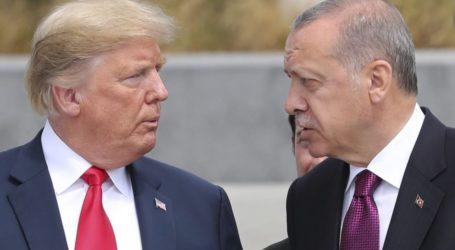 Erdogan Akan Bahas Pembelian Rudal AS dengan Trump