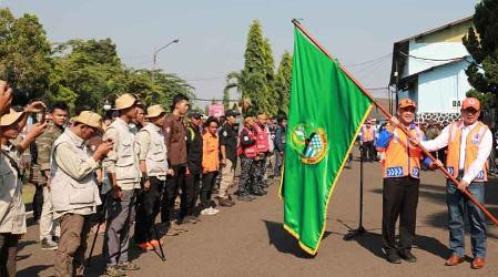 Gubernur Jawa Barat Kirim 70 Relawan dan Bantuan Ke Sulteng