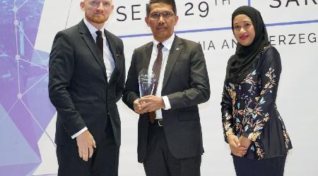 Terima GIFA Award, BI Komit Kembangkan Ekonomi Syariah