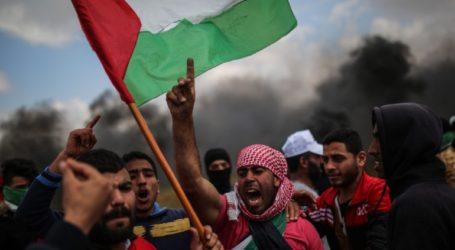 Protes Warga Gaza Sudah 30 Pekan Berturut-turut