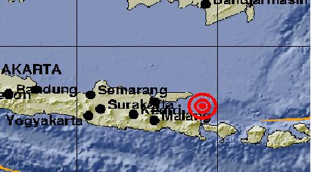 Gempa M6,4 Guncang Jawa Timur dan Bali, Tiga Warga Meninggal