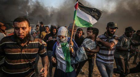 Pasukan Israel Lukai 60 Warga Palestina di Perbatasan Gaza