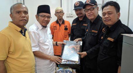 Apresiasi Untuk Ukhuwah Al-Fatah Rescue Bantu Penanganan Gempa Lombok