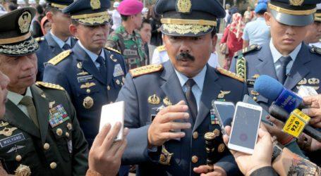 Panglima TNI: Dibutuhkan Alat Berat untuk Evakuasi Korban Gempa