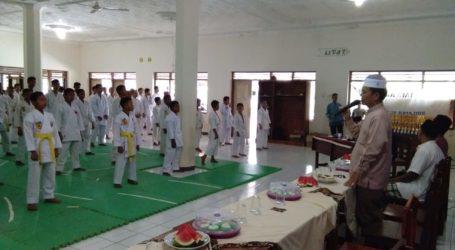 Kejuaraan Karate Antar Ponpes Al-Fatah se-Lampung