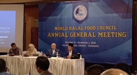 Sidang Tahunan Lembaga Halal Dunia 2018 Digelar di Jakarta