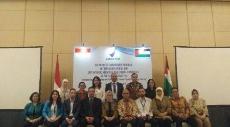 BPOM RI Dukung Palestina dalam Pengembangan Kapasitas Obat-obatan