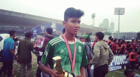 Juara Sepak Bola GSI 2018 Akan Berlatih di Klub Juventus