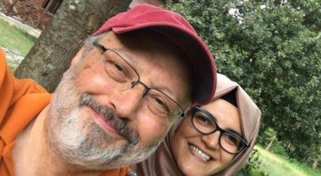 Kisah Cinta Khashoggi dan Chengiz Berakhir di Konsulat Saudi