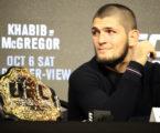 Khabib Sambut Tawaran 50cent untuk Gabung ke Bellator MMA
