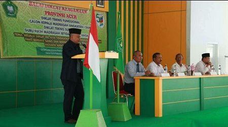 Kompetensi Kepala Madrasah,Tentukan Masa Depan Lembaga Pendidikan