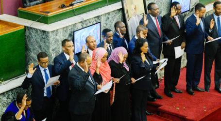 Perempuan Duduki 50 Persen Kabinet Baru Ethiopia
