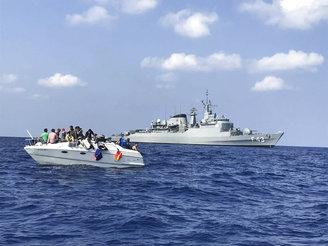 Siprus Selamatkan 17 Migran Suriah di Atas Kapal dari Lebanon