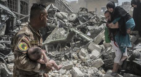 Dari Irak ke Yunani: AS Bunuh Semua Keluarga Saya