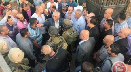 Puluhan Orang Terluka Selama Protes Penutupan Sekolah di Nablus