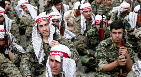 Sanksi AS Targetkan Jaringan Bisnis Pendukung Pasukan Paramiliter Iran