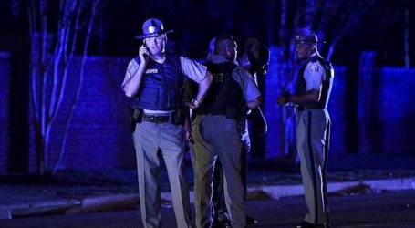 Tersangka Tembak Tujuh Polisi South Carolina, Satu Tewas