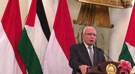 Menlu. Palestina: Pemindahan Kedubes Australia ke Yerusalem Langgar Hukum Internasional